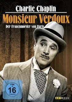 CHARLIE CHAPLIN - MONSIEUR VERDOUX - Charlie Chaplin