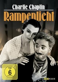 CHARLIE CHAPLIN - RAMPENLICHT - Charlie Chaplin