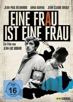 EINE FRAU IST EINE FRAU - Jean-Luc Godard