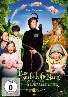 EINE ZAUBERHAFTE NANNY - KNALL AUF FALL IN EIN.. - Susanna White
