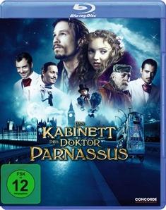 DAS KABINETT DES DOKTOR PARNASSUS - Terry Gilliam