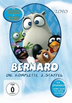 BERNARD - DIE KOMPLETTE 2. STAFFEL  [2 DVDS]