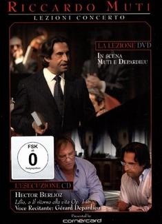 RICCARDO MUTI - IN SCENA MUTI E DEPARDIEU  (+CD)