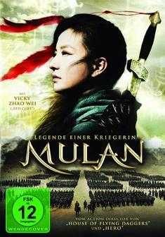 MULAN - LEGENDE EINER KRIEGERIN - Jingle Ma