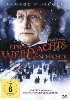 CHARLES DICKENS - EINE WEIHNACHTSGESCHICHTE - Clive Donner, Charles (Buch) Dickens