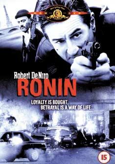 RONIN (FILM ONLY) (DVD) - John Frankenheimer