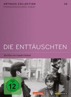 DIE ENTTÄUSCHTEN - ARTHAUS COLL. FRANZ. KINO - Claude Chabrol