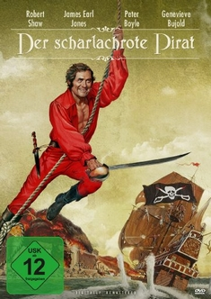 DER SCHARLACHROTE PIRAT - James Goldstone
