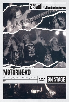 MOTÖRHEAD - LIVE/EVERYTHING LOUDER THAN EVERY... - Jeb Brien