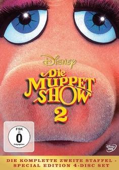 DIE MUPPET SHOW - STAFFEL 2  [4 DVDS]