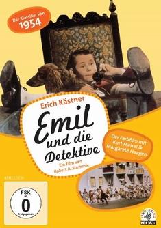 EMIL UND DIE DETEKTIVE  (1954) - Robert A. Stemmle