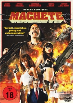 MACHETE - Ethan Maniquis, Robert Rodriguez