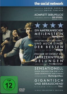 THE SOCIAL NETWORK  [CE] [2 DVDS] - David Fincher