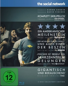 THE SOCIAL NETWORK  [CE] [2 BRS] - David Fincher