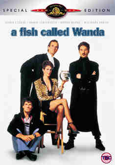 FISH CALLED WANDA SPECIAL EDITION (DVD)
