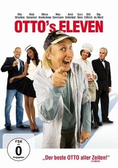 OTTO`S ELEVEN - Sven jr. Unterwaldt
