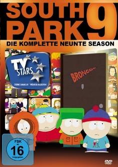 SOUTH PARK - SEASON 9  [3 DVDS]
