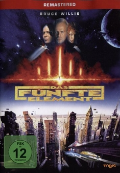 DAS FÜNFTE ELEMENT - REMASTERED - Luc Besson
