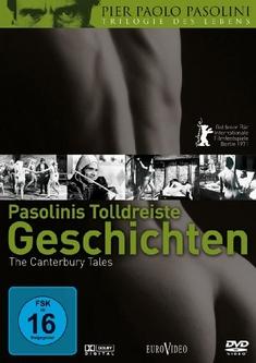 PASOLINIS TOLLDREISTE GESCHICHTEN - Pier Paolo Pasolini