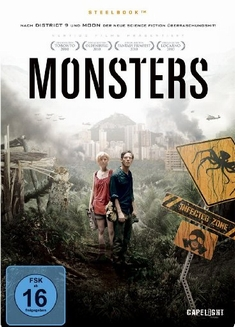 MONSTERS  [LE] [SB] [2 DVDS] - Gareth Edwards