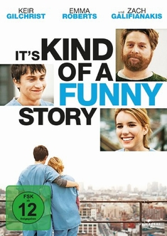 IT`S KIND OF A FUNNY STORY - Ryan Fleck, Anna Boden