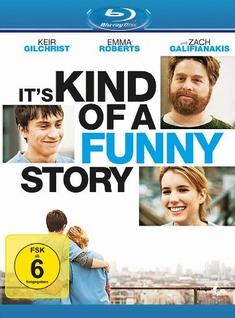 IT`S KIND OF A FUNNY STORY - Ryan Fleck, Anna Boden