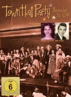 AT TOWN HALL PARTY - NOVEMBER 29, 1958