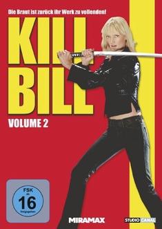 KILL BILL: VOLUME 2 - Quentin Tarantino