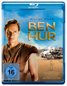 BEN HUR  [2 BRS] - William Wyler