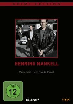 WALLANDER - DER WUNDE PUNKT - KRIMI EDITION - Jonas Grimas
