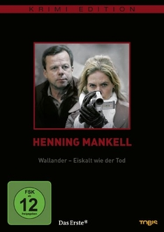 WALLANDER - EISKALT WIE DER TOD - KRIMI EDITION - Jörn Faurschou