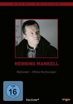 WALLANDER - OFFENE RECHNUNGEN - KRIMI EDITION - Stephan Apelgren