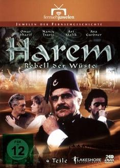 HAREM - REBELL DER WÜSTE  [2 DVDS] - Billy Hale