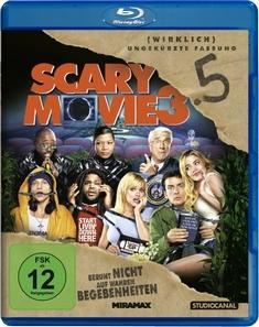 SCARY MOVIE 3.5 - Jerry Zucker, David Zucker