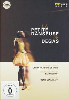 LA PETITE DANSEUSE DE DEGAS - MUSEUMSED. (+BUCH) - Nicolas Joel