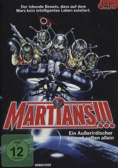 MARTIANS!!! - EIN AUSSERIRISCHER KOMMT SELTEN ... - Patrick Read Johnson
