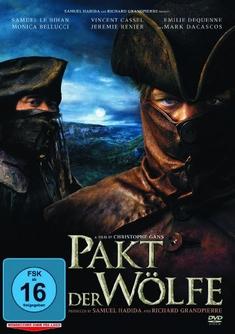 PAKT DER WÖLFE - Christophe Gans