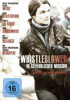 WHISTLEBLOWER - IN GEFÄHRLICHER MISSION - Larysa Kondracki