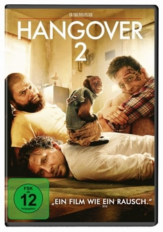 HANGOVER 2 - Todd Phillips