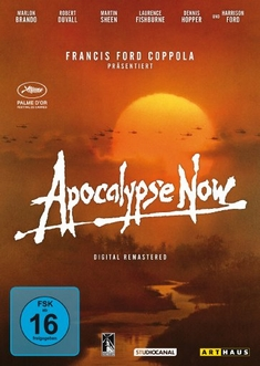 APOCALYPSE NOW - DIGITAL REMASTERED - Francis Ford Coppola
