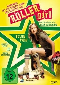 ROLLER GIRL - Drew Barrymore