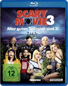 SCARY MOVIE 3 - Jerry Zucker, David Zucker