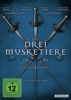 DIE DREI MUSKETIERE - Richard Lester