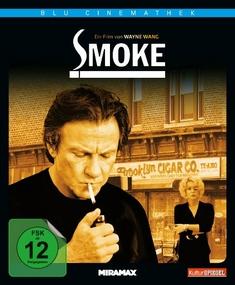 SMOKE - BLU CINEMATHEK 32 - Wayne Wang, Paul Auster
