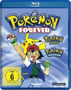 POKEMON FOREVER EDITION
