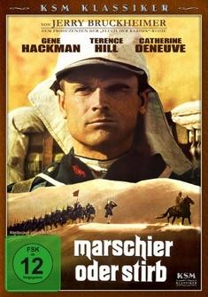 MARSCHIER ODER STIRB - Dick Richards