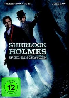 SHERLOCK HOLMES - SPIEL IM SCHATTEN - Guy Ritchie