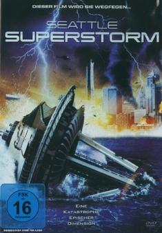 SEATTLE SUPERSTORM - Jason Bourque