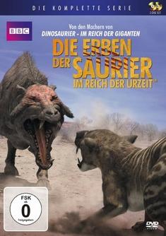 DIE ERBEN DER SAURIER - IM REICH ...  [2 DVDS] - Nigel Paterson