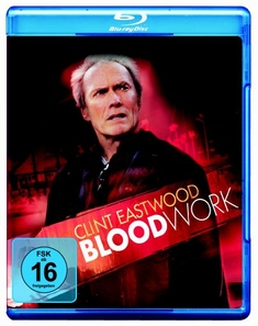 BLOOD WORK - Clint Eastwood